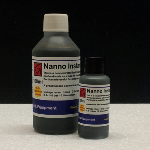 Instant Concentrated Microalgae Phyto Nannochloropsis
